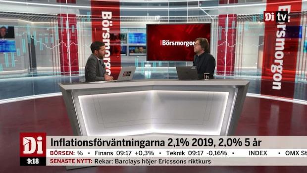 KI skruvar ner BNP-tillväxten för 2019