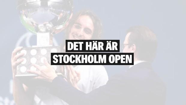 Det här är Stockholm Open