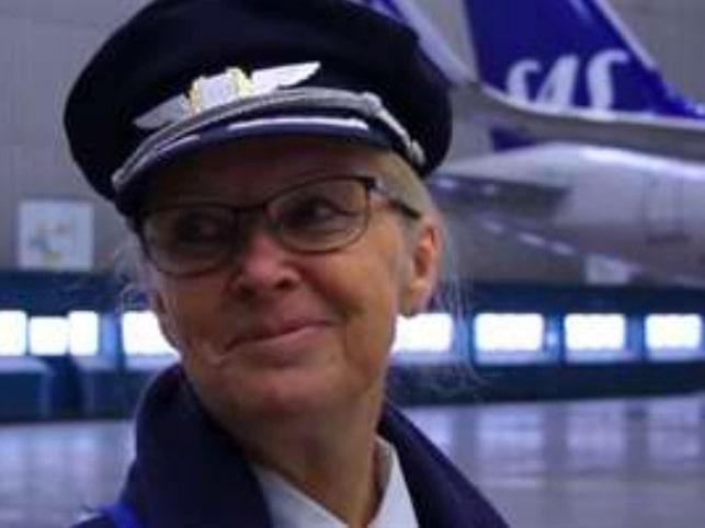 Och har jobbat som pilot i snart 30 år.