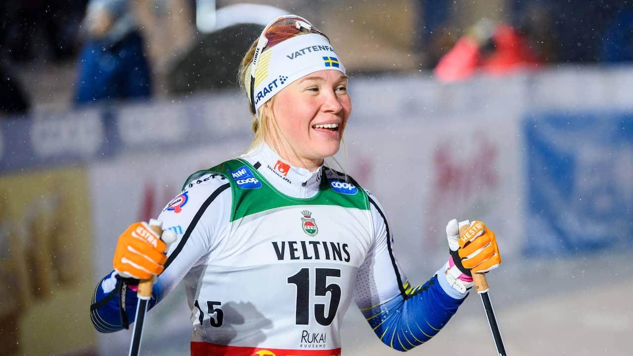 """Succé för svenskorna i kvalet: """"Riktigt bra"""""""