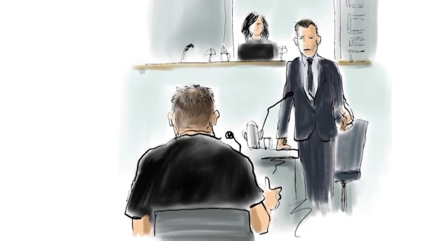 Så har rättegången mot Peter Madsen varit - dag för dag
