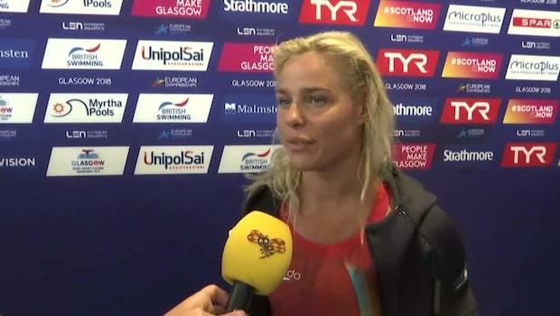 """Pernille Blume: """"Klart jag är besviken"""""""