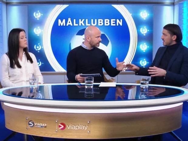 "Målklubben: ""Ägnar inte Zlatan en tanke"""