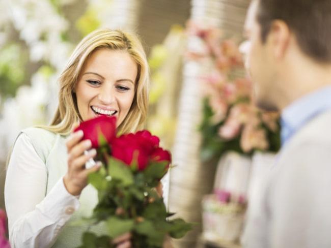 ge bort rosor