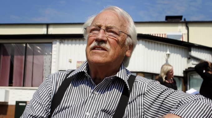 Skådespelaren Stig Grybe har gått bort 88 år gammal. Foto: Martin Karlgren