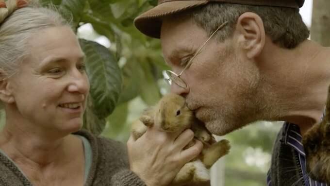 Marie och Gustav Mandelmann. Foto: TV4.