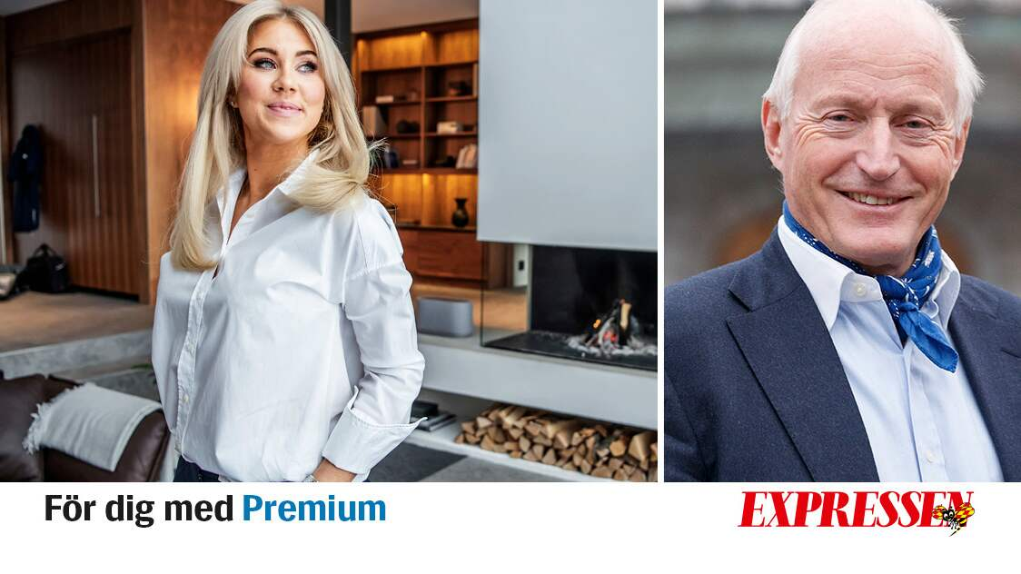 Norske miljardären som räddar Isabella Löwengrip