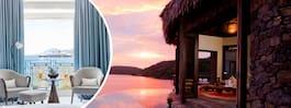 Världens 10 lyxigaste hotellsviter