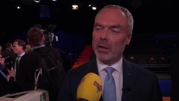 """Jan Björklund (L): """"Fler länder i Europa måste dela på flyktingarna"""""""