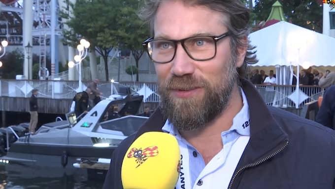 Foto: HANNES BERGDAHL / EXPRESSEN TV
