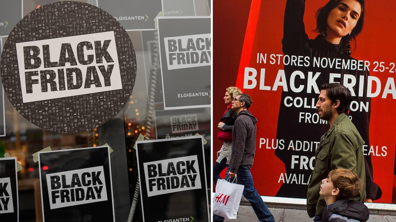 elgiganten black friday annons