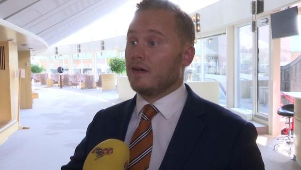 Henrik Vinge SDs nya integrationspolitiske talesperson