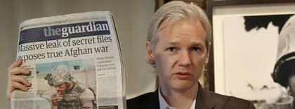 Julian Assange har ansökt om arbetstillstånd och uppehållstillstånd i Sverige. Foto: Peter Macdiarmid
