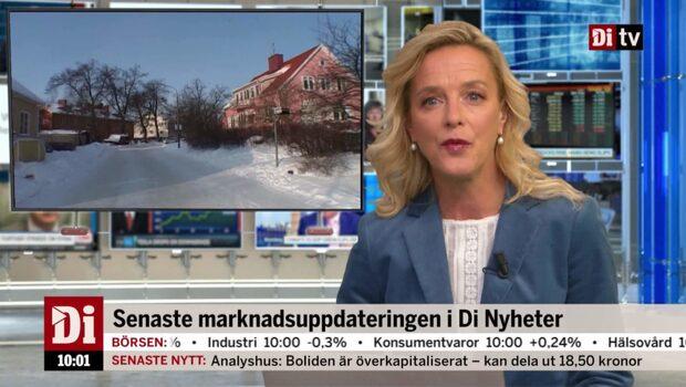 Di Nyheter 10.00 - Den senaste marknadsuppdateringen