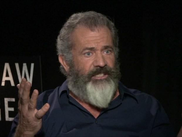 Mel Gibson gör comeback