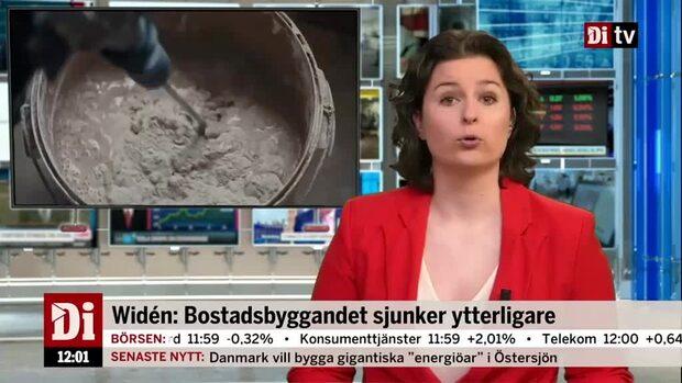 Di Marknadsnytt: Konjunkturkänsligt leder uppgången på Stockholmsbörsen.