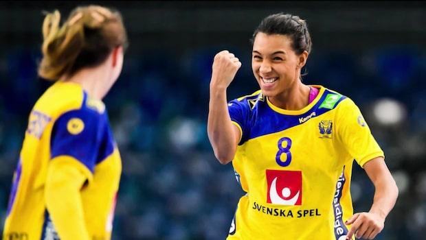 Sverige klart för historisk semifinal