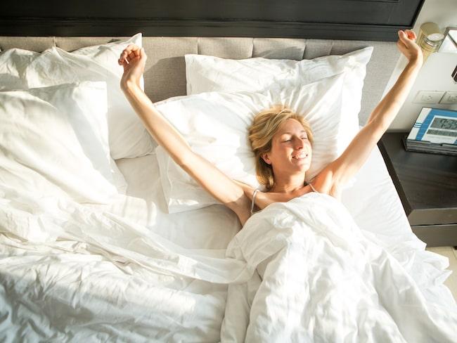 Det är flera faktorer som styr hur gott vi sover om natten. En viktig sådan är självklart sängen.