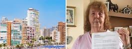 Resan till Spanien fick Freda, 81, att gråta av besvikelse
