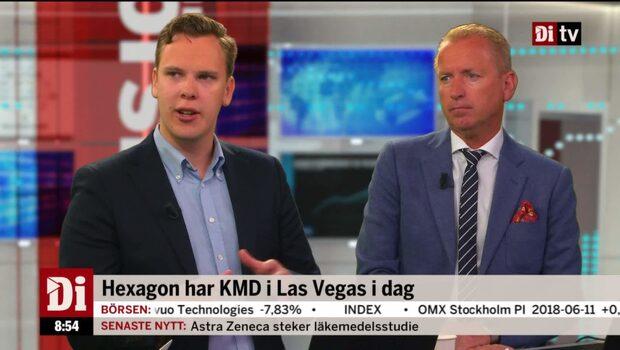 Stefan Persson storsäljer i Hexagon