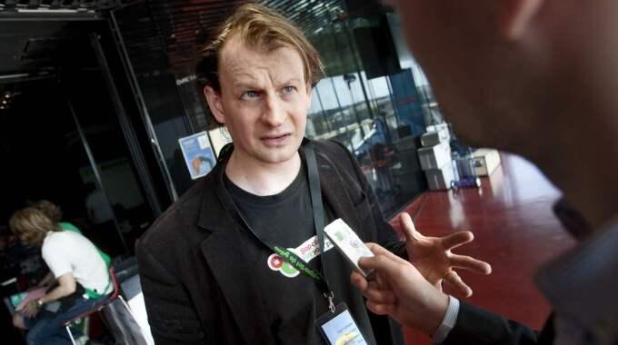 MP-toppen Carl Schlyter är en av dem som står bakom kravet om en medlemsomröstning. Foto: Emil Nordin