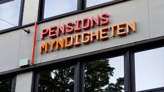 I februari köpstoppade Pensionsmyndigheten Allras fonder och i mars kastade myndigheten ut bolaget från PPM-systemet. Foto: CHRISTINE OLSSON / TT / TT NYHETSBYRÅN