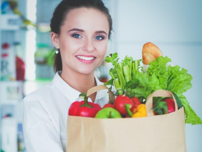 Storbritanniens Food Standards Agency har gått ut med en varning vad gäller att återanvända shoppingbagar...