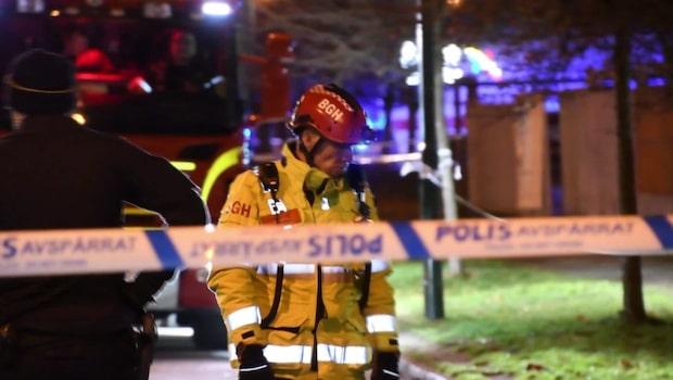Explosioner i natt i Malmö och Landskrona