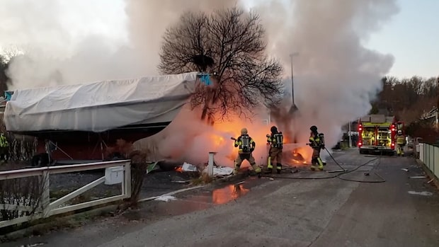 Flygplan störtade i Ronneby • Polisen misstänker brott