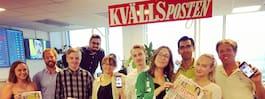 Kvällspostens succésommar  – slår nya digitala trafikrekord