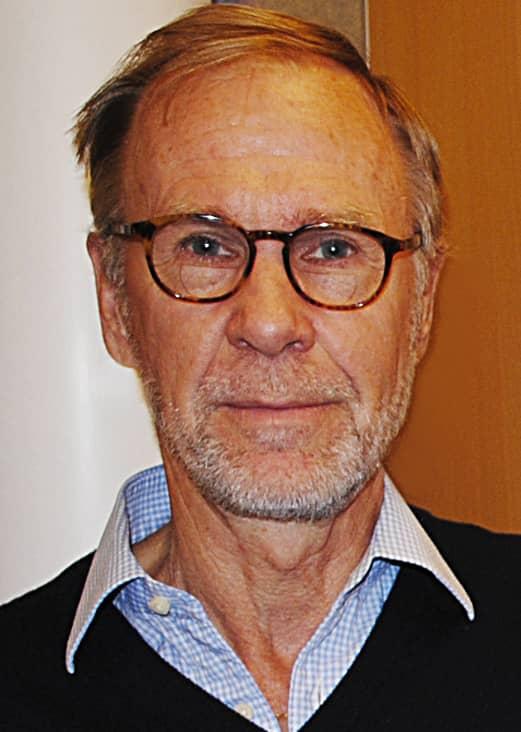 Jöran Rubensson, tidigare ordförande för Sveriges pensionärers riksförbund, SPRF. Foto: PRIVAT