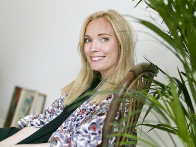 Nyinflyttad. Isabelle Pedersen har återvänt till sin hemstad Östersund.