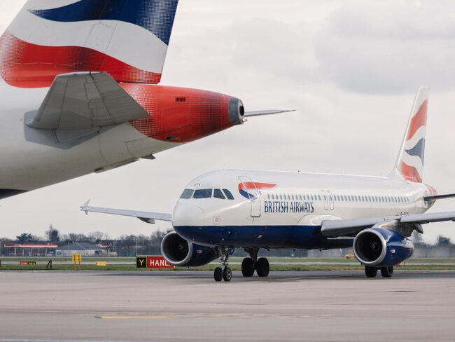 Flygbolaget British Airways har gjort flera nedskärningar den senaste tiden.