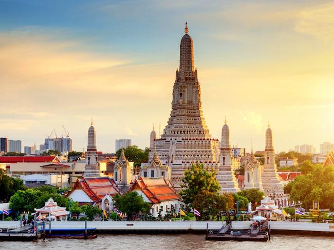 Då firas nämligen det thailändska nyåret 2018.
