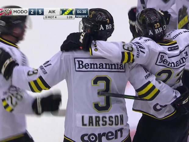 Highlights: Modo-AIK