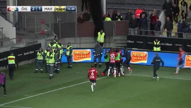 Highlights: Örgryte-Mjällby