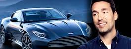 Aston Martin återkallar alla exemplar av lyxbilen
