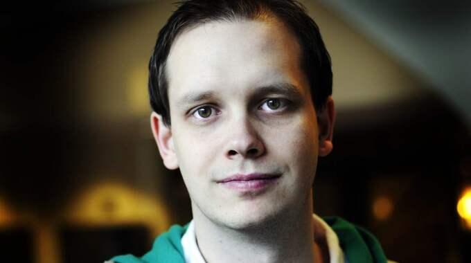 INSPÄRRAD. Peter Sunde, medgrundare till the Pirate Bay, avtjänar sedan i maj sitt straff på Västerviksanstalten. Foto: Yvonne Åsell / SvD / TT