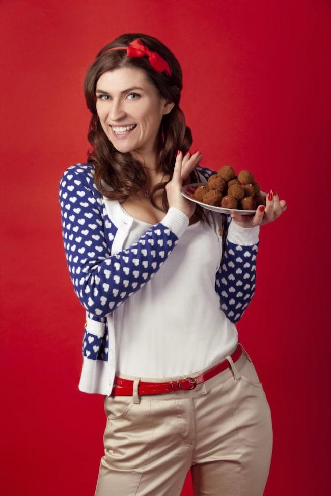 Frossa i choklad kan göra dig både frisk och glad.