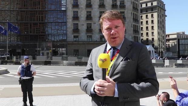 Niklas Svensson rapporterar från Bryssel