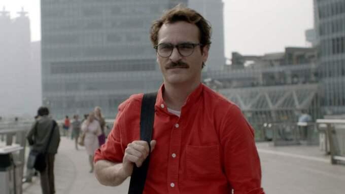 KÄR I EN RÖST. Joaquin Phoenix gjuter varma känslor i storyn om en mans jakt på kärlek och trygghet. Foto: WARNER BROS