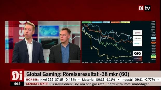 "Amnesten om Global Gaming: ""Det påverkar dem negativt"""