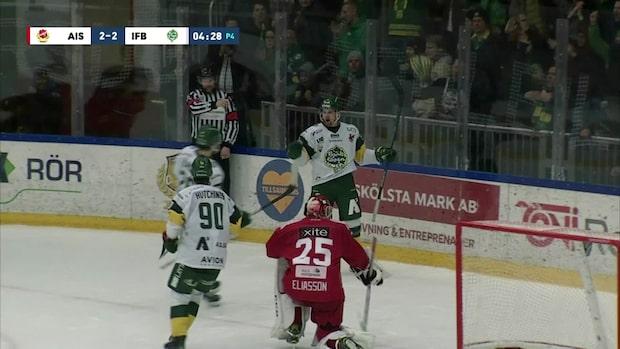 Höjdpunkter: Björklöven ångar vidare i hockeyallsvenskan