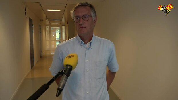 Anders Tegnell om att Ryssland godkänt ett vaccin