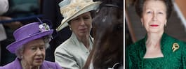 Prinsessan Anne blir 70 år – firar avskalat