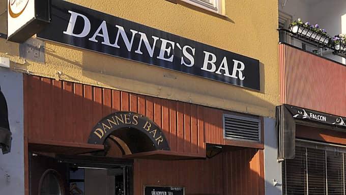 Victor Hasselström sågs senast på Dannes bar 19 mars 2009. Foto: Lasse Sandström