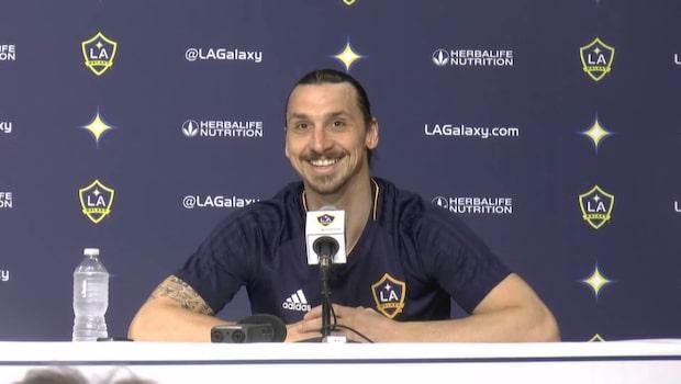 "Ibrahimovic: ""Utan Zlatan hade det blivit annorlunda"""