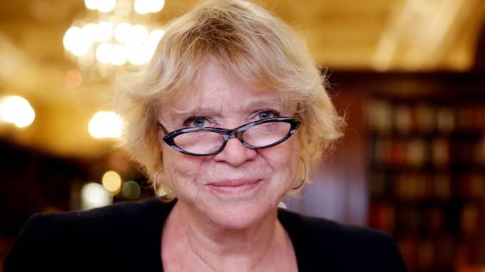Den franska EU-parlamentarikern Eva Joly leder korståget mot Ikea:s skatteplanering. Hon anse att bolaget med sin skatteplanering kommit undan skatt. – Det är en miljard euro som borde ha gått till folket, till boenden, skolor och sjukhus, säger hon. Foto: LARSEN, HÅKON MOSVOLD / NTB SCANPIX TT NYHETSBYRÅN