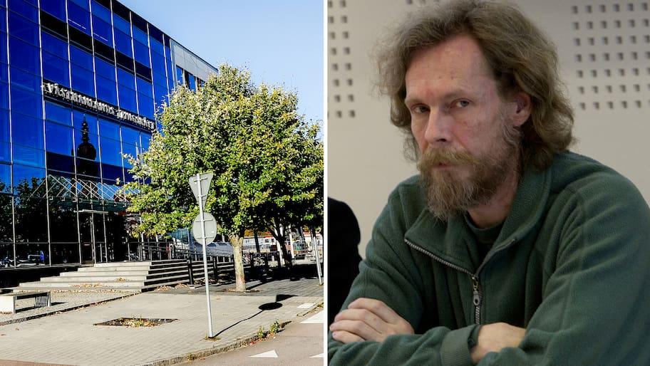 Borgström är åtalad för bland annat två fall av grov