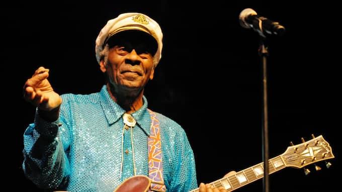 Chuck Berry Foto: Ronald Wittek / PICTURE-ALLIANCE/ DPA/IBL DPA